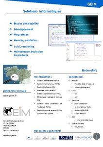 thumbnail of informatique
